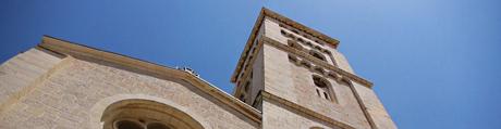 Eingang zum Turm